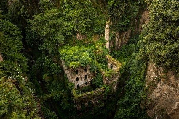 Остатки цивилизации