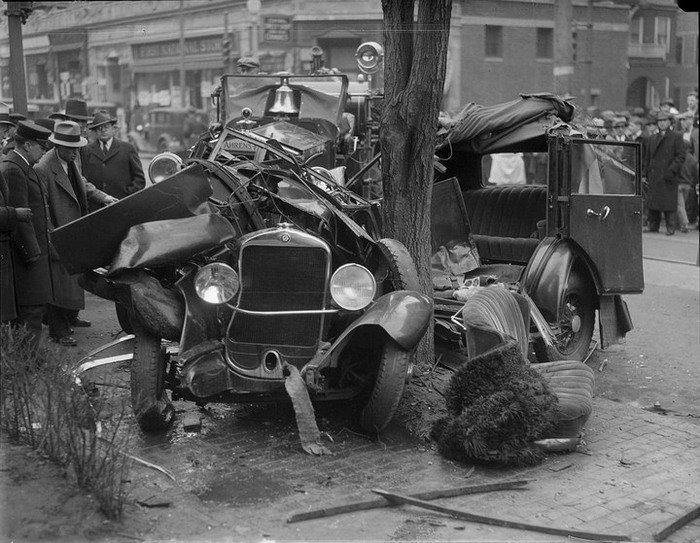 Ретро аварии