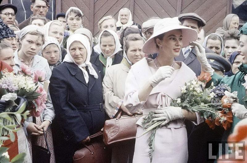 Показ Dior в Москве, 1959 год
