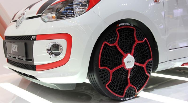 Безвоздушные шины Hankook iFlex